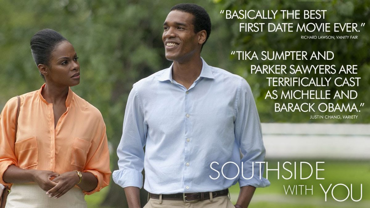 Movie Review: Southside With You [2016]